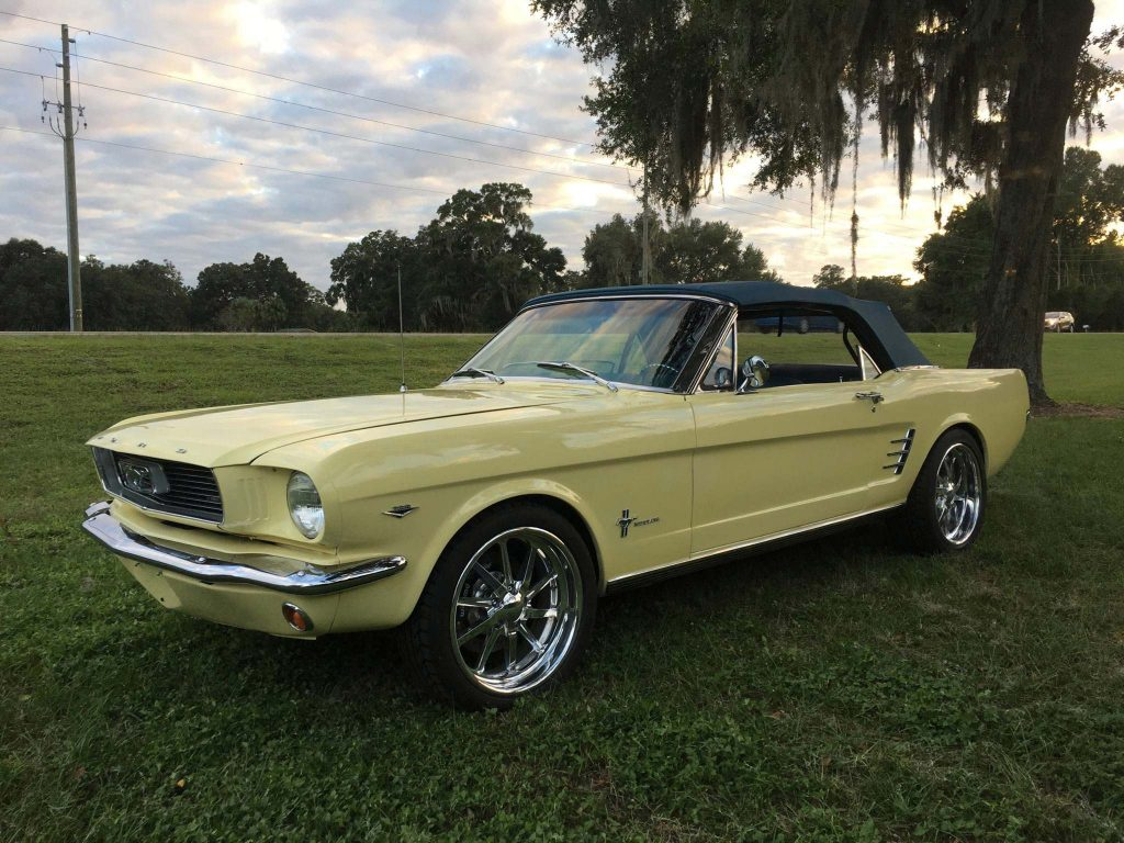Mustang 65-70 Convertible Fully Restored
