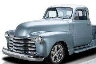 1952-54 chevy truck steel bodies