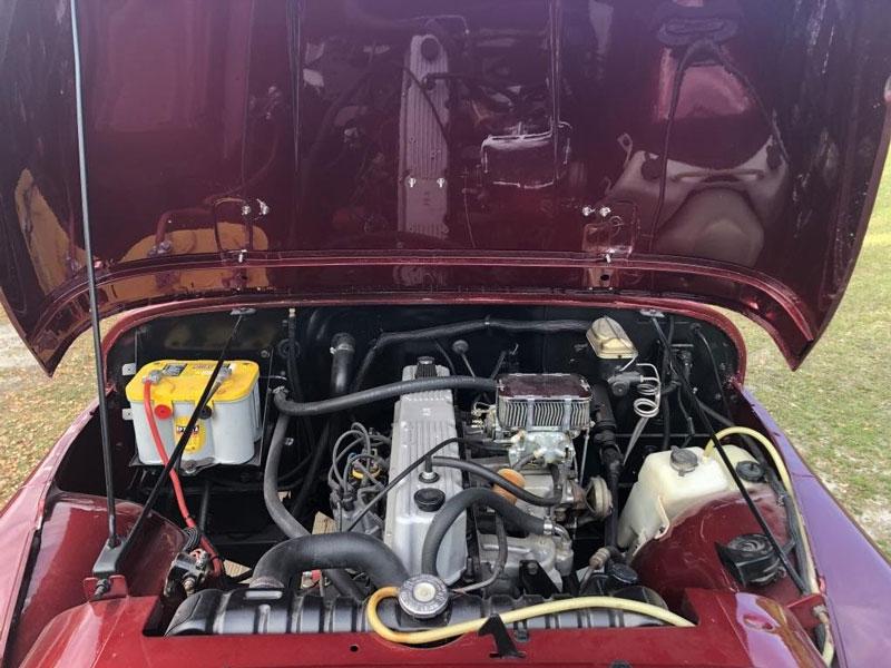 1982 jeep cj7 engine