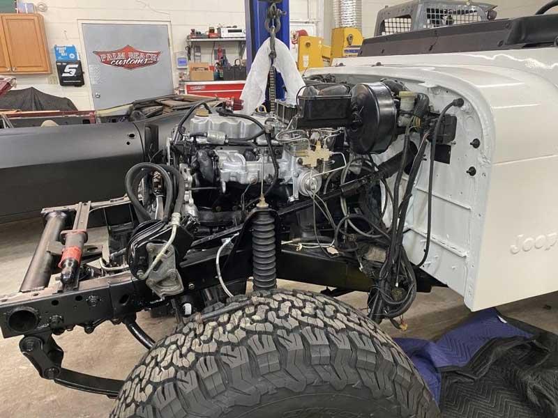 1989 jeep yj restoration
